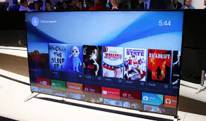 tv android is sony prepping to update android tv models to nougat android