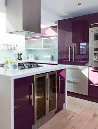 cuisine en violet idée cuisine violet