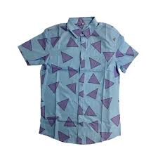 Halloween Hawaiian Shirt by Rocko U0027s Modern Life Triangle Shirt Rocko Tv Show Costume