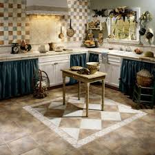 fancy small kitchen floor tile ideas and how to clean kitchen
