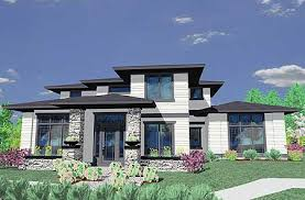prairie style home plans fashionable design ideas modern prairie style house plans 10 home