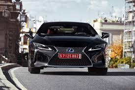 lexus performance hybrid 2018 lexus lc 500h 2dr coupe 3 5l 6cyl gas electric hybrid cvt