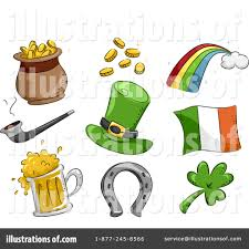 st patricks day clipart 1092161 illustration by bnp design studio