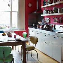 retro kitchen design ideas retro kitchen design with wooden floor and dining table 780