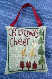 simple pillow christmas ornament u2013 focus on finishing
