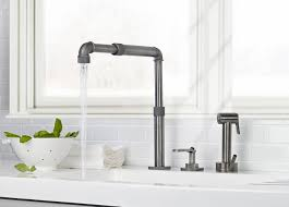 Industrial Faucets Kitchen Style Kitchen Faucet