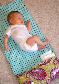 Baby Change Table Pad Tutorial Change Clutch And Mat Changing Pad Diapers And