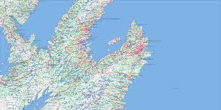 St John Map St John U0027s Topo Map Free Online Nts 001n Nf