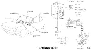 1967 mustang wiring and vacuum diagrams average joe restoration