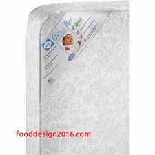 Sealy Ortho Rest 150 Coil Crib Mattress Unique Sealy Ortho Rest Crib Mattress Fooddesign2016