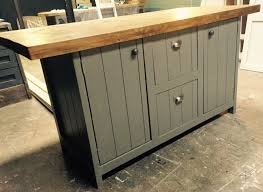 free standing kitchen island with breakfast bar freestanding kitchen island breakfast bar in stocksbridge south