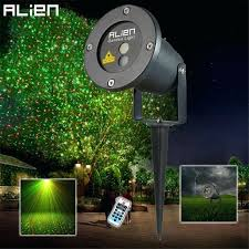Rgb Landscape Lights Remote Controllable Rgb Laser Outdoor Garden Landscape Light