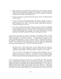 pharmaceutical sales cover letter free download with