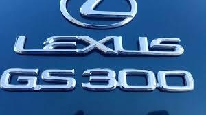 lexus sport badge used lexus decals emblems license frames for sale