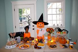 Home Decorations For Halloween by Martie Knows Parties Blog Last Minute Halloween Decorating