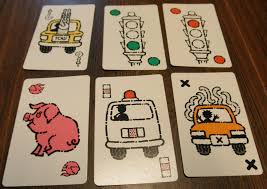 How To Play Red Light Green Light Road Hog Card Game Review Geeky Hobbies