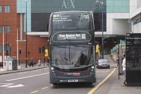 contactless comes to national express west midlands buses