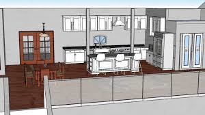 kitchen renovation design with sketchup pro youtube