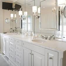 bathroom vanity mirrors ideas beveled vanity mirrors design ideas