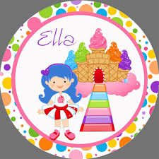 personalized melamine platter custom made candy land personalized melamine plate by craftie