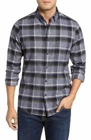 Most Comfortable Flannel Shirt Men U0027s Flannel Shirts Nordstrom