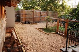 backyard fence ideas for dogs step 4 garden design with