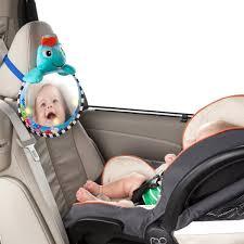 baby car mirror with light baby einstein neptune magical lights mirror walmart com
