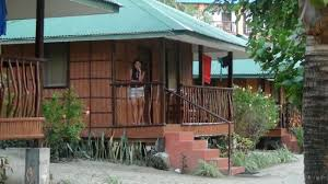 Cottage By The Beach by Resort Cottage On The Beach Front Picture Of Tamaraw Beach