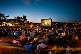 Sunset Cinema Botanic Gardens Outdoor Cinema Aktivitet Pinterest Outdoor Cinema