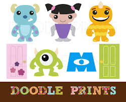 baby monster clipart clipartxtras