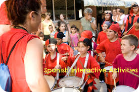 spanish vocabulario lesson plans spanish4teachers org