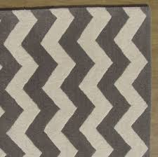 Home Decorators Area Rugs Chevron Zig Zag Gray And White Area Rug Adc Rugs