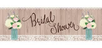 bridal shower signs bridal shower decorations decoration ideas party city
