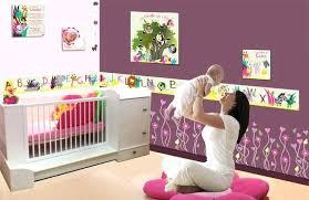 décoration pour chambre bébé chambre bebe fille originale lit bebe original deco chambre fille