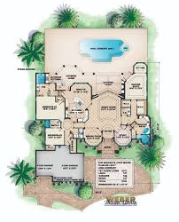 unique 1 story california coastal house plan terra bella house plan