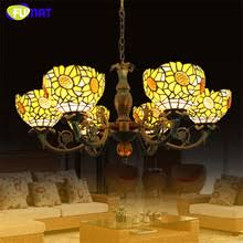 Artistic Chandelier Compare Prices On Sunflower Chandelier Online Shopping Buy Low