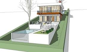 sloping house plans sloping house designs steep slope house plans sloped lot