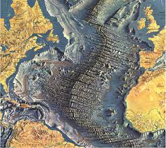 study guide the seafloor answer key atlantic ocean floor geology in earth pinterest geology