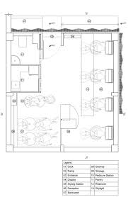 hair salon floor plans construct honey lulla hair and makeup academy