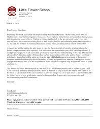 2010 romeo and juliet parent letter