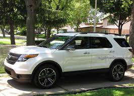 2013 ford explorer review driving the 2013 ford explorer sport on a family adventure review