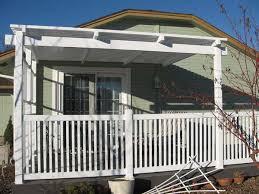 idaho custom decks porch railings butte fence