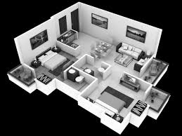 3d home architect blueprints home act