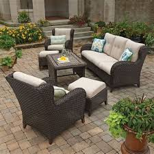 3 piece outdoor furniture set better homes and gardens cosco red