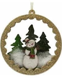 winter deals on time ornaments 6 gold