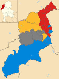 Lyme Map Newcastle Under Lyme Borough Council Election 2012 Wikipedia