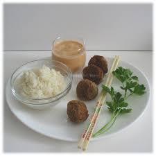 le gingembre en cuisine boulettes de boeuf au gingembre la cuisine des anges