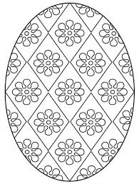 free printable easter egg coloring pages 23 best easter coloring pages images on pinterest easter
