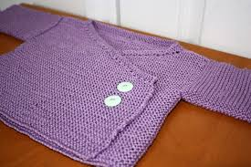 knitting pattern baby sweater chunky yarn cascade yarns skein drops