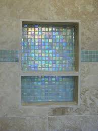 Glass Tiles Bathroom Emser Tile Mystique Glass Mosaics Make A Stunning Addition To